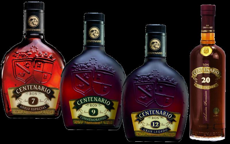Ron Centenario, karibský rum z Kostariky