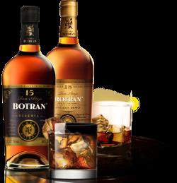 Středoamerický rum z Guatemaly