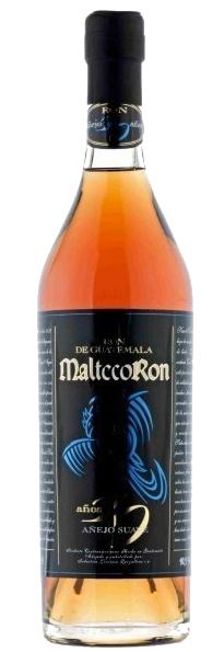 Guatemalský rum Ron Malteco