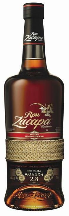 Středoamerický rum Ron Zacapa