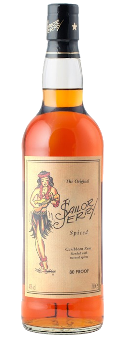 Sailor Jerry, rum karibský