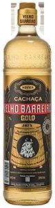 Velho Barreiro Cachaca gold Up bar