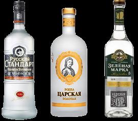 vodka standard ruska zlata_ cedrova