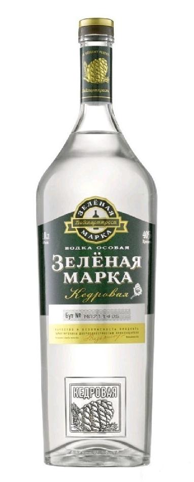Zelenaya Marka Cedrová