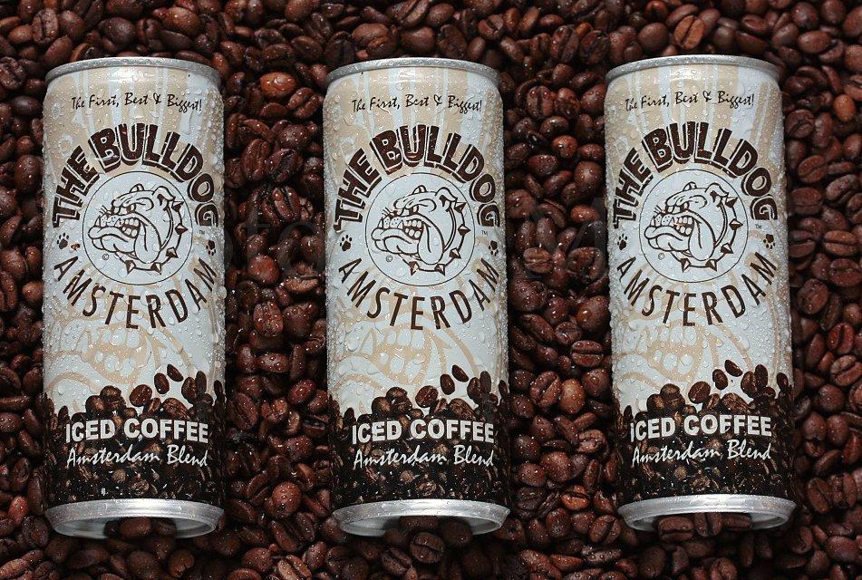 bulldog ice coffee upbar