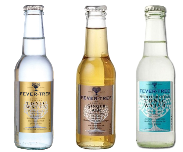 Fever Tree Tonic Ginger Ale