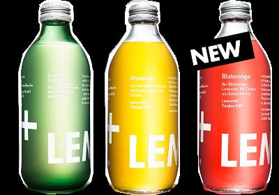 Lemonaid bio limonada upbar