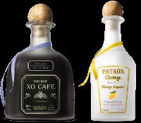 Patrón likéry Xo cafe Citronge upbar