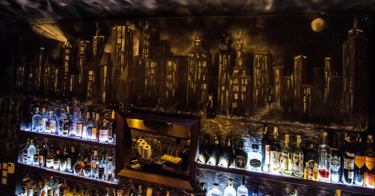Up Bar Žižkov - Panáky - Rumy, vodky, giny, koňaky