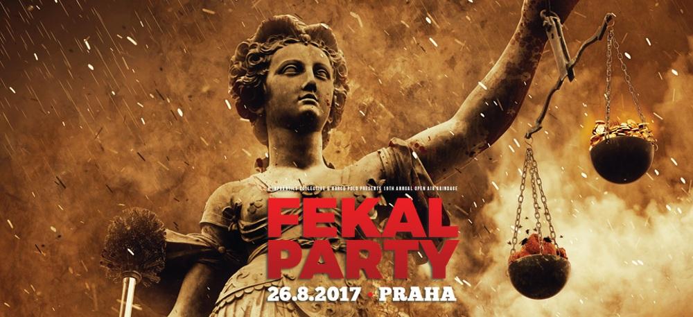 Fekal Párty 2017