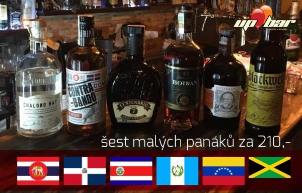 16.srpna je světový den rumu